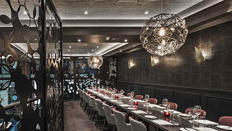 restaurants near the apollo victoria theatre. Black Bedroom Furniture Sets. Home Design Ideas